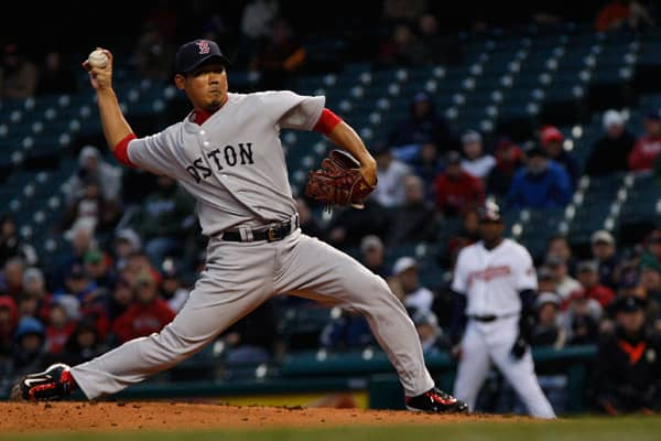 Daisuke Matsuzaka entered the American Major League in 2006 after pitching eight years in Japan's major baseball league. He signed a widely publicized six-year $52 million contract with the Boston Red Sox after the team out bid other interested teams. Being part of the 2007 World Series championship team, Matsuzaka was the first Japanese pitcher to start and win a game in the series' history.His popularity in Japan has continued to grow. Baseball players born in April 1980 to 1981 have been call