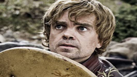 "Peter Dinklage of ""Game of Thrones"""