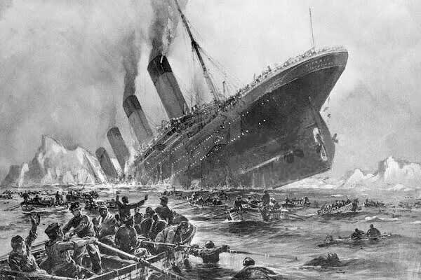 """Nearly 100 years after its sinking, the luxury passenger ship Titanic remains a classic example of human arrogance. Many people made many regrettable statements prior to its doomed maiden voyage, all of which were spectacularly and fatally wrong. Among them was the ship's captain, Edward J. Smith, who said, """"I cannot conceive of any vital disaster happening to this vessel. Modern ship building has gone beyond that."""" Not to be outdone was Phillip Franklin, vice president of the White Star Line, w"""