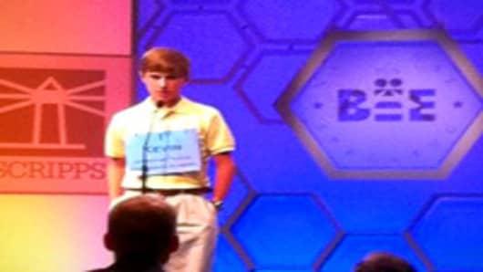 2011 Scripps Spelling Bee