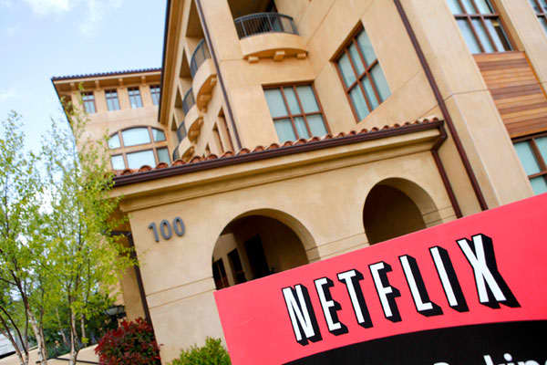 It may have started as a movie-by-mail rental service, but Netflix (NFLX) had its corporate mind on the cloud from day one. Today, Netflix is defined by its streaming service, which is growing bigger by the day. New releases are still unavailable, but for catalog films – and television series – this has become the go-to source for most people. And Sandvine, a company that sells network management and measurement software to large ISPs, says the company now accounts for 22.2 percent of all U.S. b