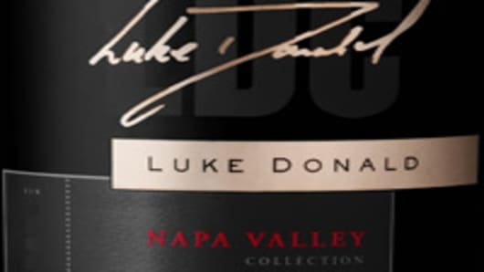 Luke Donald Collection Wine