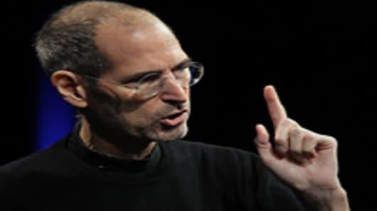 Steve Jobs explains the iCloud