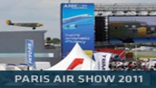 Paris Air Show 2011 - A CNBC Special Report