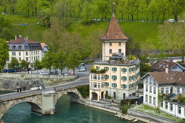 The Swiss capital is home to several Swiss companies including Rolex, Toblerone, Swisscom and The Swatch Group as well as the foreign offices of American companies such as eBay, Cisco and Ingram Micro.