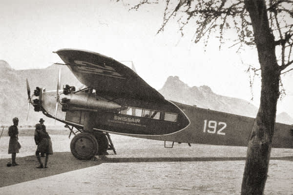 The 12-passenger Fokker F.VII took to the skies in 1925 and quickly became the aircraft of choice for many early airlines in Europe and the Americas. Popularly known as the Fokker Trimotor because of its three engines, the Dutch-crafted plane rose to dominate the American market in the late 1920s, but a prominent crash ended that.Revelations that its plywood-laminate construction contributed to the 1931 crash that killed Notre Dame football coach Knute Rockne grounded the planes for good. This g