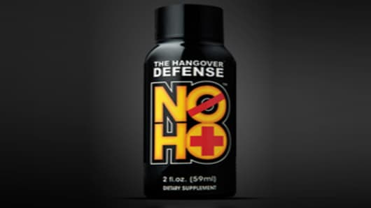 "NOHO ""The Hangover Defense""™"