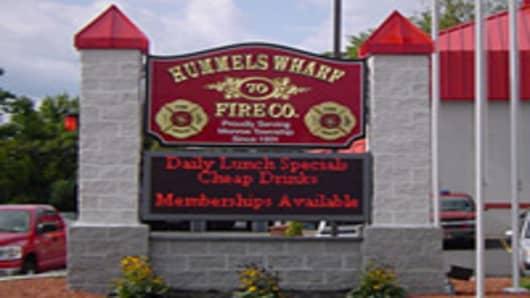Hummel's Wharf