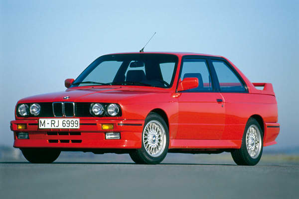 """Production: 1986-1991Units Built: 17,970Body Style: Coupe/convertibleHorsepower: 200-238Today's Value Range: $25,000 - $35,000The BMW E30 M3 was greatly admired by the press and the public when it was introduced in 1986. Despite its hefty price tag, the E30 M3 was a commercial success and celebrated as one of the finest handling and enjoyable road cars – essentially """"a racing car licensed for road use."""""""