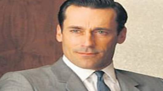 Jon Hamm as Don Draper