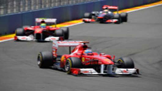 European Formula One Grand Prix