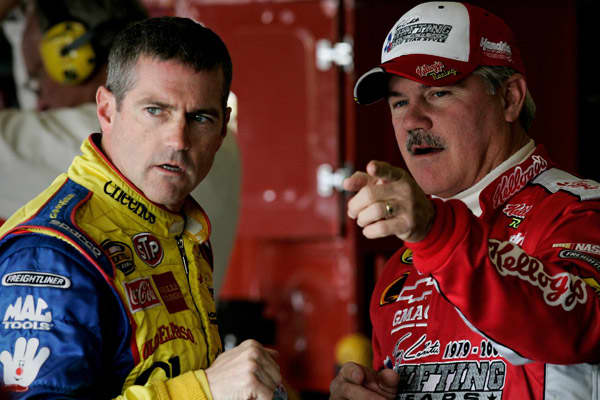 Bobby and Terry Labonte are both NASCAR drivers, both of whom have competed in the Sprint Cup Series. Bobby LaBonte is the only driver in NASCAR history to win both the NASCAR Busch Series and the NASCAR Winston Cup.His older brother Terry is now retired, but  he was once an International Race of Champions winner and a two-time Winston Cup champion. In 1998, he was chosen as one of NASCAR's 50 Greatest Drivers. Terry is also the father of former NASCAR Nationwide Series competitor Justin Labonte
