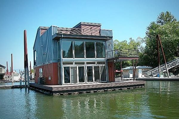 Floating Homes For Portland Oregon Homemade Ftempo
