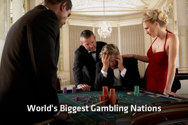 Mention gambling and glitzy images of Las Vegas come to mind. But you'll be surprised to know Americans are not the world's biggest gamblers. In fact, the world's biggest gambling nations include plenty of unlikely candidates.The rankings are based on data from , a consultancy based in London. They take into account average gaming losses (the amount bet and never recovered) in a year divided by the adult population in over 200 countries. The numbers include money lost on all types of betting inc