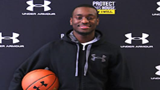 Under Armour Signs Kemba Walker