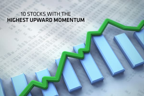 There are a number of stocks that have seemed to defy gravity in recent weeks, shooting to 52-week highs beating the broader market returns significantly with an about 4.5 percent gain for the Dow & S&P and a 7.8 percent gain for the NASDAQ, our momentum plays are up 13% or better. To identify these momentum companies, CNBC.com screened for stocks showing the greatest upward price movement since the market turning point during the week of 6/20, with a focus on those companies trading at new 52-w