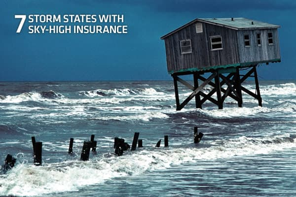 "With forecasters predicting 12 to 18 named storms in 2011, homeowners in the Southern United States may already be looking past the sunny days of summer and bracing for the hurricane season. Insurance providers have already bet on it. Homeowners in certain hurricane prone states are at the mercy of an entirely separate insurance market — the so-called ""market of last resort"" — created to pick up the slack from private insurers who don't provide coverage for hurricanes — or, for that matter, torn"