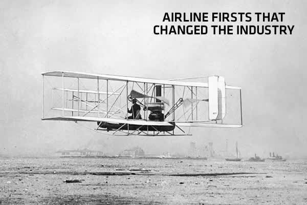 When the Wright Brothers successfully launched their airplane from the sand dunes of Kitty Hawk, N.C., on a chilly day in December, 1903, they likely never imagined the enormous global industry that would follow.In 2010, commercial airline industry revenues topped $554 billion and are forecast to hit $598 billion in 2011, according to the International Air Transport Association. The growth over the last 108 years has been enormous, and so have the changes. Some were born of necessity, others of