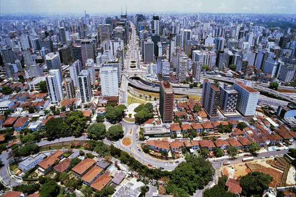 "Sao Paulo, in southeastern Brazil, leapt 11 spots from 2010, finding itself in the top 10 for the first time. Rio de Janeiro was another Brazilian city to shoot up in the rankings this year, climbing 17 spots to number 12. ""Overall, exchange rates in South America remain relatively stable, with the exception of local currencies in Brazil, Chile, and Costa Rica, which have all strengthened significantly against the U.S. dollar, causing the region's cities to rise in the ranking,"" according to Ed"