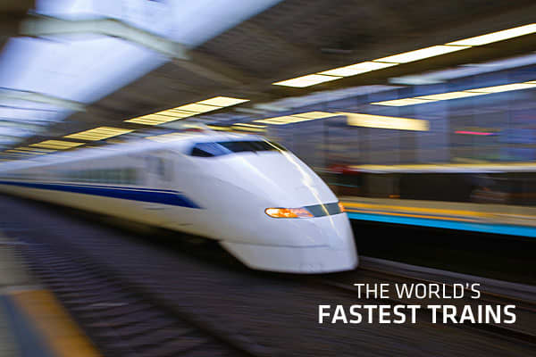 As rising fuel prices continue to make air and car travel more expensive, countries around the world are pushing ahead with high-speed rail plans.The global rail industry is expected to reach a value of $870 billion in 2012, according to market research firm Datamonitor.In the U.K., nearly 5 percent more passengers used trains in the first three months of 2011, compared to the year before. The country's rail network experienced a level of traffic unseen since the 1920s, according to the Associat