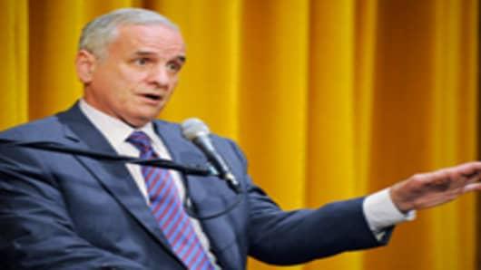 Governor of Minnesota Mark Dayton