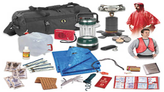 Deluxe Preparedness Kit