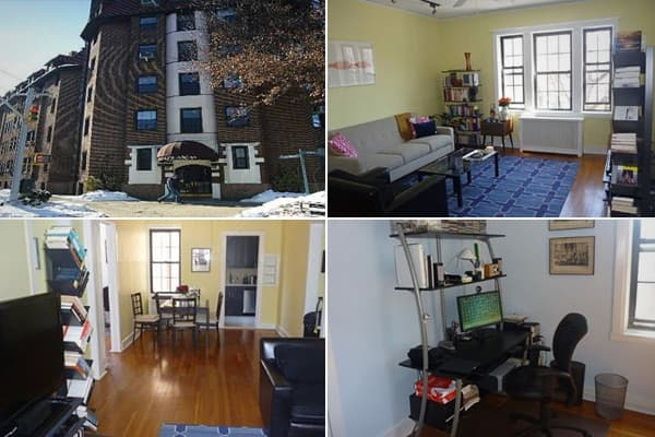 Location: Queens, New YorkPrice: $449,000Beds / Baths: 2 / 2.5Square Footage: 850This apartment is probably the very location where Congressman Weiner sent explicit messages and photos to around six women who were not his pregnant wife. The circa-1939 Forest Hills updated co-op went on the market on May 21. Weiner's career-hobbling inappropriate behavior came to light a week later. By May 31, the real estate listing . Less than a month later, Weiner resigned.