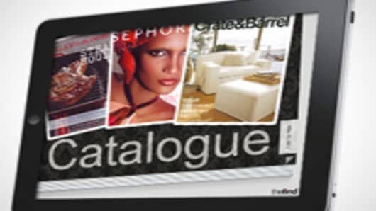 Catalogue Tablet App
