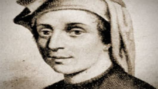 "Leonardo Fibonacci, or, most commonly, simply Fibonacci, was an Italian mathematician, considered by some ""the most talented western mathematician of the Middle Ages."