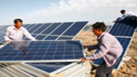 Hami Solar Power Station
