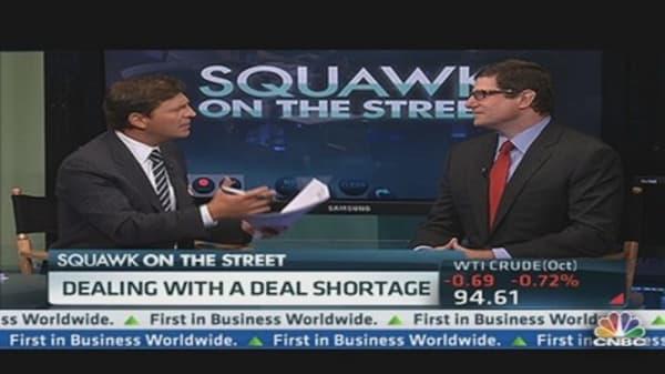 Dealing With Deal Shortage: Shafir