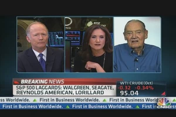 Bogle on ECB Bond-Buying Program: 'These are Stopgap Solutions'