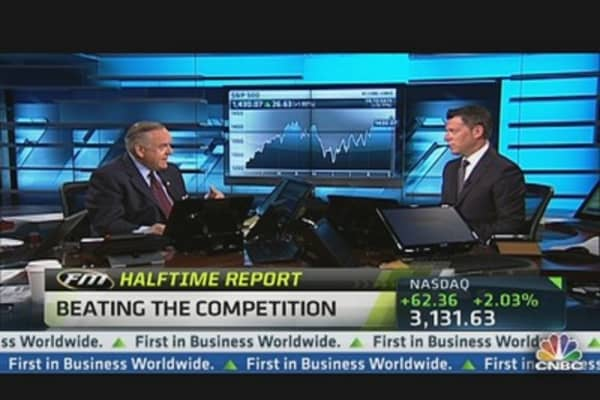 Kate Kelly & Leon Cooperman on Hedge Funds