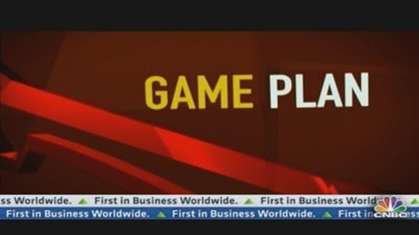 Cramer's Market 'Gameplan' for Next Week