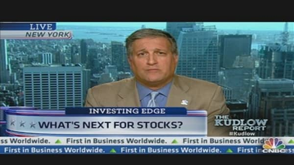 Ahead of the Fed: Overweight Stocks?