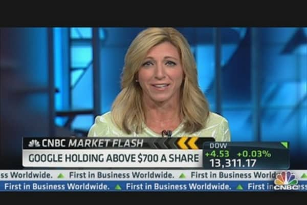Google Pullback Absolutely a 'Buy': Stephanie Link