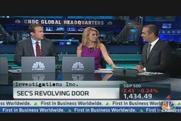 SEC's Revolving Door