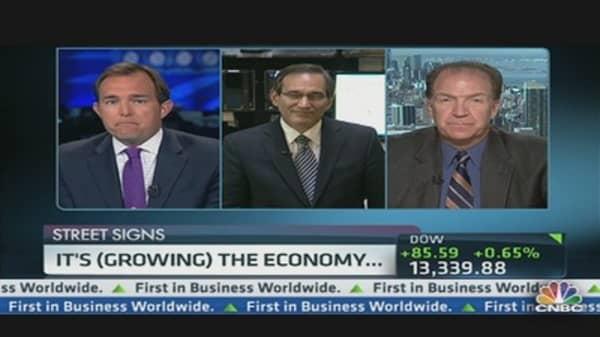 It's (Growing) the Economy