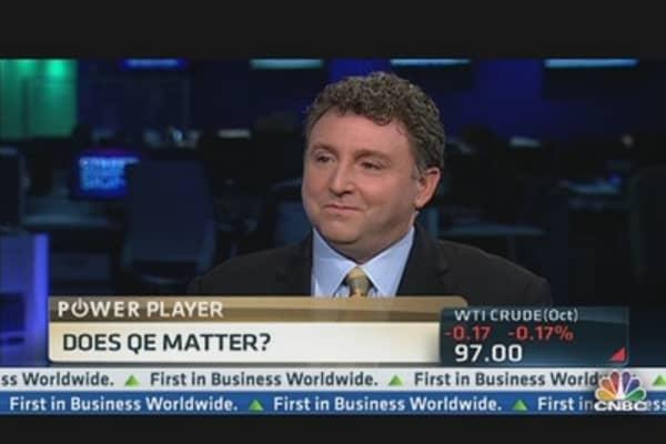 Does QE Matter?