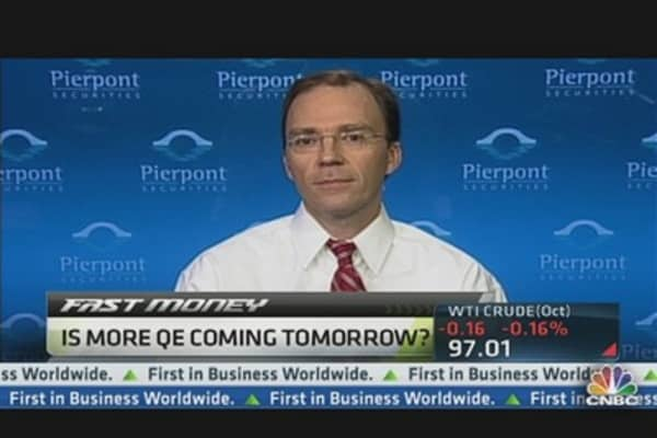 Sorry, QE3 Not Coming Thursday: Pro