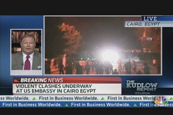 Kudlow: I Demand Egypt Apologize!