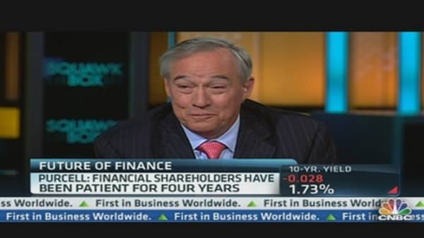 Fed Will Do More Today Than People Expect: Purcell