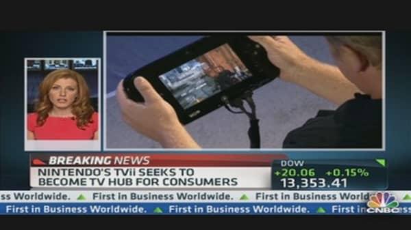 Nintendo Introduces 'TVii'
