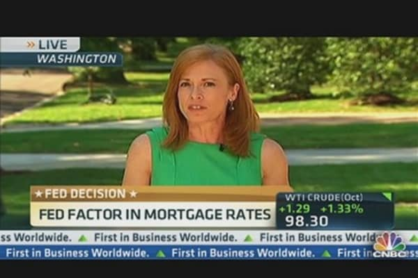 Will Fed Decision Impact Mortgage Rates?