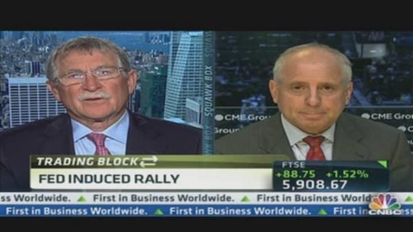 Bulls Run on Fed-Fueled Rally