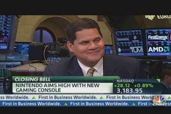 Nintendo's Wii U Revealed