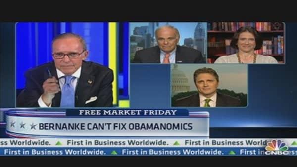 Did Bernanke Hand Obama the White House?