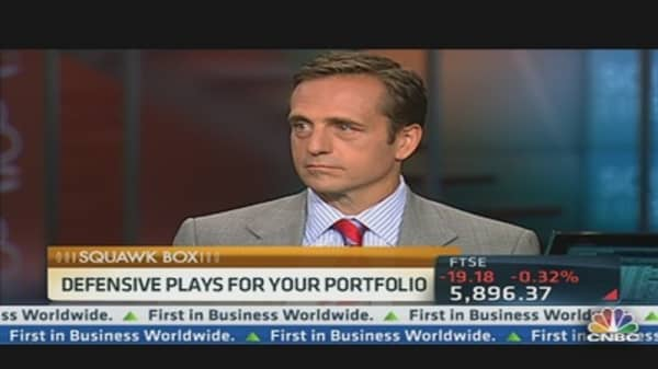 Defensive Plays For Your Portfolio