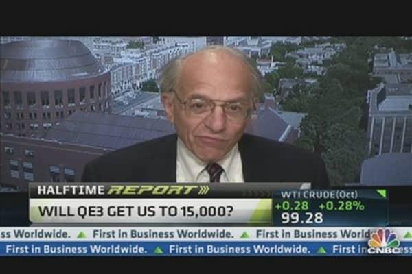Wharton's Jeremy Siegel: Dow 17,000 'Very Attainable'