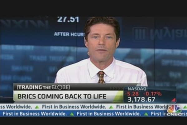 Tim Seymour: BRIC Stocks Roaring Back